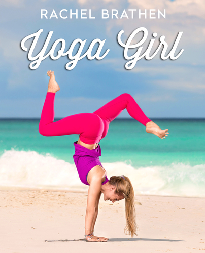 Couverture Yoga girl