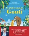 Couverture Le grand voyage de Gouti Editions Langue au chat 2019