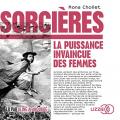 Couverture Sorcières Editions Lizzie 2019