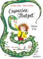Couverture Capucine Flutzut : Chasseuse de boa Editions Rageot 2019