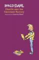 Couverture Charlie et la chocolaterie Editions Puffin Books 2016