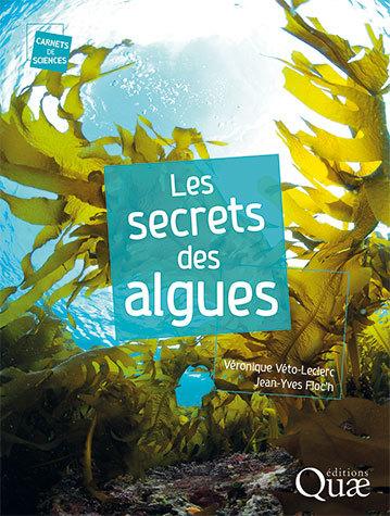 Couverture Les secrets des algues