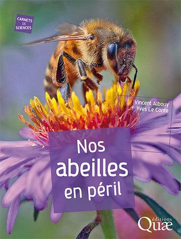 Couverture Nos abeilles en péril