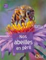 Couverture Nos abeilles en péril Editions Quae 2019