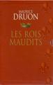Couverture Les rois maudits, intégrale Editions France Loisirs 2005