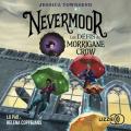 Couverture Nevermoor, tome 1 : Les défis de Morrigane Crow Editions Lizzie 2019