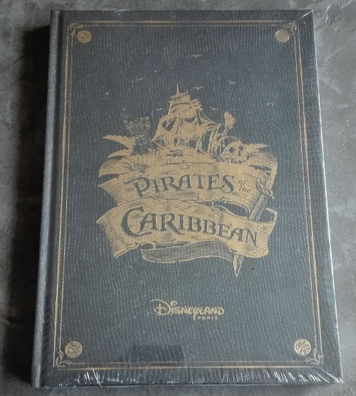 Couverture Pirates of the caribbean - A treasure of an attraction