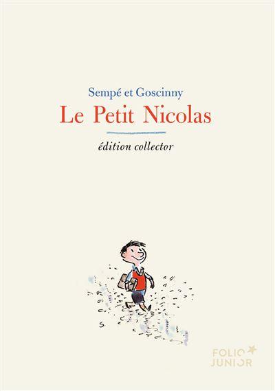Couverture Le Petit Nicolas (édition collector)
