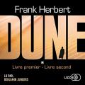 Couverture Le Cycle de Dune (7 tomes), tome 1 : Dune, partie 1 Editions Lizzie 2019