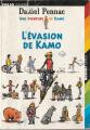 Couverture Kamo, tome 4 : L'évasion de Kamo Editions Folio  (Junior) 2005
