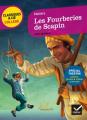 Couverture Les Fourberies de Scapin Editions Hatier (Classiques & cie - Collège) 2015