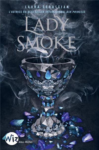 Couverture Ash Princess, tome 2 : Lady Smoke