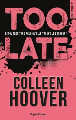 Couverture Too late