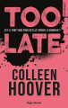 Couverture Too late Editions Hugo & cie (Poche - New romance) 2019