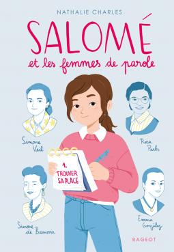 Couverture Salomé et les femmes de parole