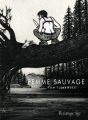 Couverture Femme sauvage Editions Futuropolis 2019
