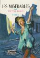 Couverture Les Misérables, abrégé, tome 2 Editions Hachette (Bibliothèque Verte) 1976