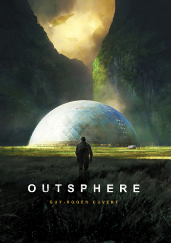 Couverture Outsphere, tome 1
