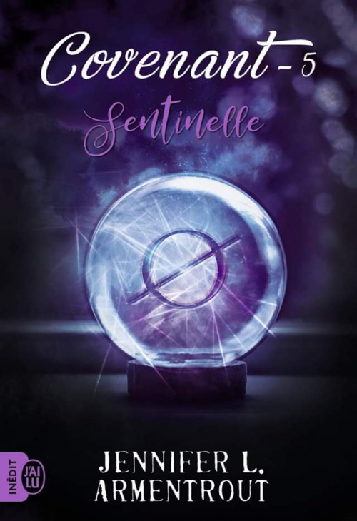Couverture Covenant, tome 5 : Sentinelle