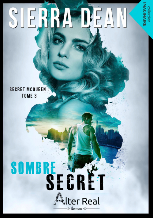 Couverture Secret McQueen, tome 3 : Sombre secret