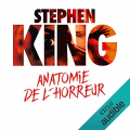 Couverture Anatomie de l'horreur Editions Audible studios 2019