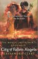 Couverture La cité des ténèbres / The mortal instruments, tome 4 : Les anges déchus / La cité des anges déchus Editions Walker Books 2012