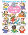 Couverture En bonne santé Editions Fleurus (L'imagerie des tout-petits) 2002