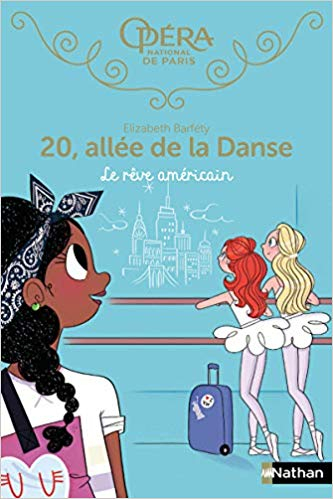 Couverture 20, allée de la danse, tome 13 : Le rêve américain