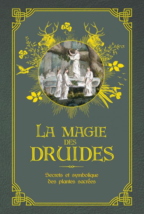 Couverture La magie des druides