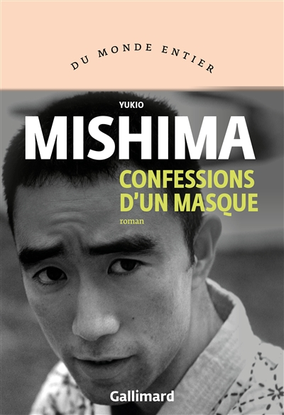 Couverture Confession d'un masque