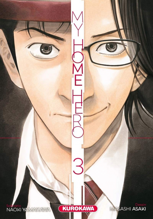Couverture My Home Hero, tome 03