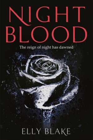 Couverture The Frostblood Saga, book 3: Nightblood