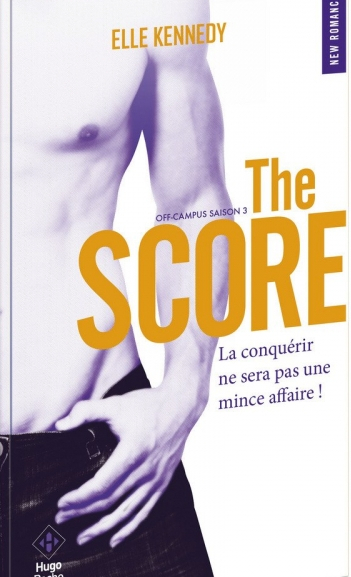Couverture The score