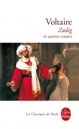 Couverture Zadig / Zadig ou la destinée