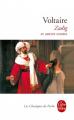 Couverture Zadig / Zadig ou la destinée Editions Le Livre de Poche (Les Classiques de Poche) 2018