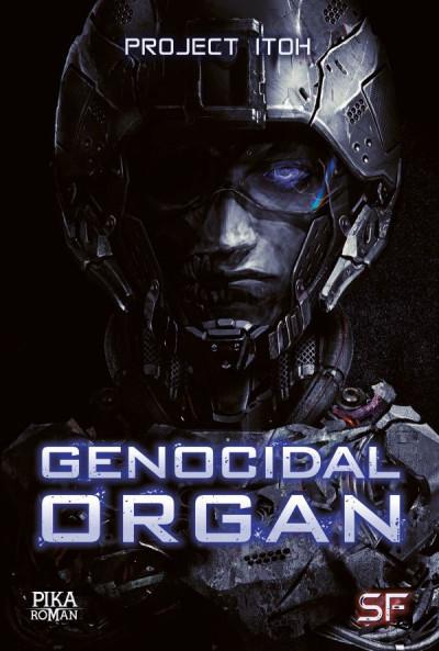 Couverture Genocidal Organ (roman)