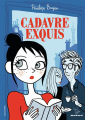 Couverture Cadavre exquis Editions Gallimard  2010