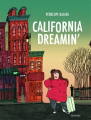 Couverture California dreamin' Editions Gallimard  2015