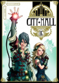 Couverture City Hall, tome 5 Editions Ankama 2014