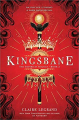 Couverture The Empirium Trilogy, book 2: Kingsbane Editions Sourcebooks (Fire) 2019