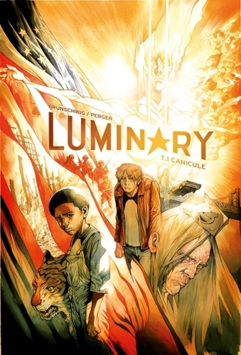 Couverture Luminary, tome 1 : Canicule