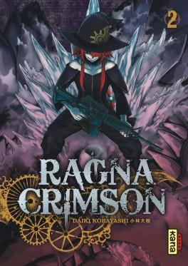 Couverture Ragna Crimson, tome 2