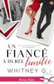 Couverture Un fiancé à durée limitée Editions Infinity (Romance passion) 2019