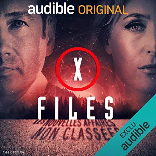 Couverture X-Files, Première Partie : Les nouvelles affaires non classées