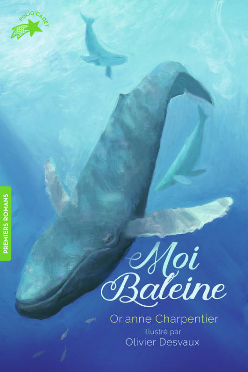Couverture Moi Baleine