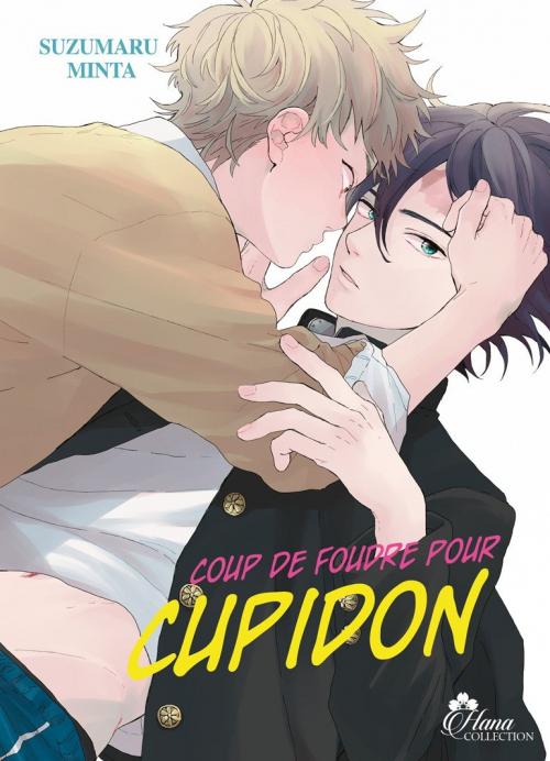 Couverture Coup de foudre pour Cupidon