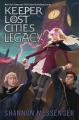 Couverture Gardiens des cités perdues, tome 8 : Héritages Editions Aladdin 2019