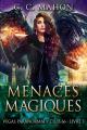 Couverture Vegas paranormal/Club 66, tome 3 : Menaces magiques Editions Autoédité 2019
