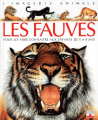Couverture Les fauves Editions Fleurus (L'imagerie animale) 1991