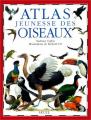 Couverture Atlas jeunesse des oiseaux Editions Seuil 1994